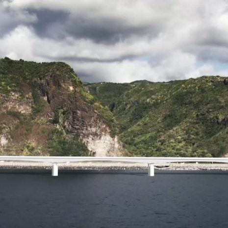 BYTP - Route du Littoral - La Réunion